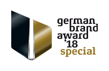 Logo German Brand Award 2018 Special