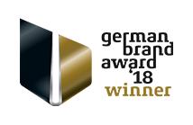 Logo German Brand Award 2018 Winner