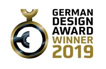 Logo German Design Award 2019 Winner