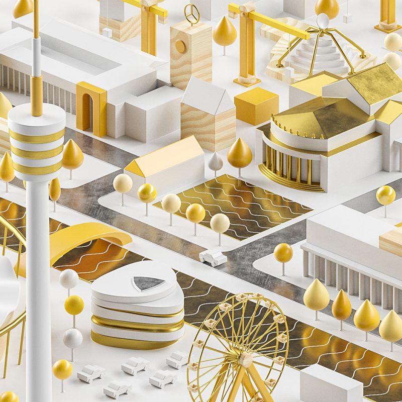 3d Visualisierung Stuttgart. Hochwertige 3d Animationen